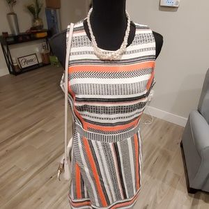 Kate Spade Ribbon Jacquard Dress